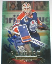 BILL RANFORD SIGNED 11-12 UD PARKHURST CHAMPIONS EDMONTON OILERS CARD AUTOGRAPH!