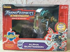 Hasbro Transformers Energon Robot In Disguise Alpha Quintesson (Sealed)