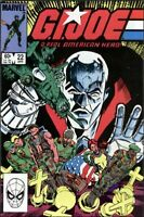 G.I. Joe: A Real American Hero #22 7.0 Fine/Very Fine $3.99 Unlimited Shipping