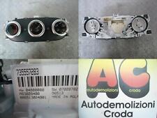 Centralina comando clima manuale FIAT 500 L 735557283 (DAL 2012)