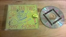 CD Jazz The Tab Two - My Horn (4 Song) Promo INTERCORD Hattler Kraan sc /A2