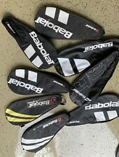 Tennis Racket Cover Babolat Bag Lot of 8 Assorted