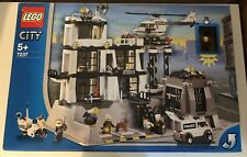 RARE! lego city poste de police (7237) Brand New in Box