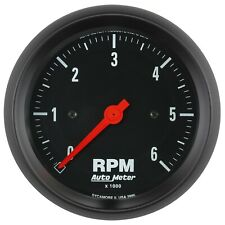 AutoMeter 2695 Z-Series In-Dash Electric Tachometer Fits 1994-2003 Ford 7.3L