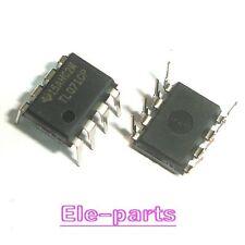 50 PCS TL071CP DIP-8 TL071 OPERATIONAL AMPLIFIERS NEW