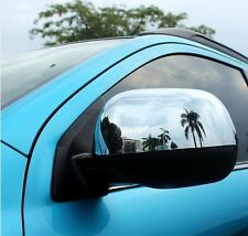 Chrome Side mirror cover for Mitsubishi ASX 2010 2011 2012 without turn signal