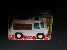 Tootsietoy 1978 Rescue Ambulance Mib Box Shows Some Wear