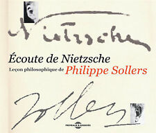 Ecoute De Nietzsche: Lecon Philosophique De, New Music