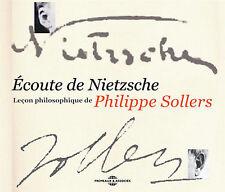 Ecoute De Nietzsche: Lecon Philosophique De, New Music