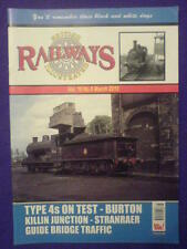 BRITISH RAILWAYS ILLUSTRATED - March 2010 vol 19 #6