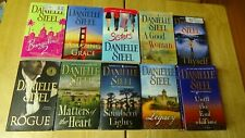 Danielle Steel Lot of 10 Paperback Books - Ranging from 2007 to 2013