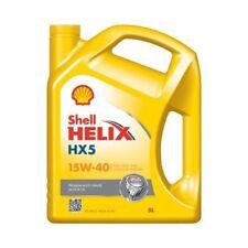 Huiles de moteur Shell pour véhicule 15W40