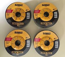 "DEWALT 40-Pieces 4-1/2"" x 1/4"" x 7/8"" METAL GRINDING WHEELS - DW4541"
