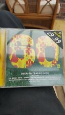 CD 60s Classic Tracks 2 cd set with over 40 tracks
