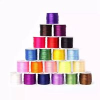 2 Stretchy Beading Thread Bracelet String Rope Cord For Jewelry Making Elastic #