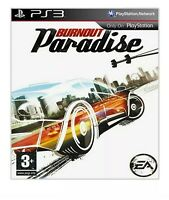 Burnout Paradise PS3 (PlayStation 3 Game) Complete with Manual