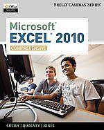 Bundle: Microsoft Excel 2010: Comprehensive + SAM