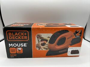 Y122 Black & Decker Electric Mouse Palm Corner Detail Paint/Varnish Sander
