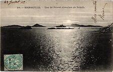 CPA MARSEILLE Iles du Frioul (444733)