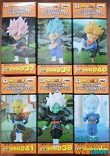 DRAGON BALL SUPER - FIGURAS WCF VOL. 7 - SET DE 6