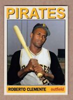 Roberto Clemente '60 Pittsburgh Pirates Monarch Corona Private Stock #4
