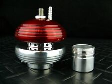 RED BOV for Turbo system S-Max Billet Aluminum Piston Blow Off Valve
