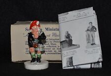 Sebastian Miniatures ~Savin' Sandy Armstrong 2161 (Sml330C) Nib