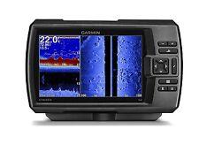 """New Garmin Striker 7SV 7"""" CHIRP Fishfinder w/ ClearVü/SideVü Scanning Sonar"""