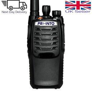 Pronto P-5200 Licensed Waterproof UHF 2 Way Radio/Walkie Talkie