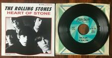 RARE SP THE ROLLING STONES HEART OF STONE 2nd LABEL