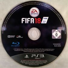 FIFA 18 (PS3/PlayStation 3) Disc Only *TESTED*