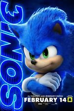 Sonic Poster Products For Sale Ebay