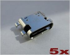 x5 Micro USB Type-C Power Connector Charging Port for ZTE Grand X Max 2 Z988 OEM