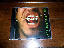 Josh Roseman Unit - Cherry 2000 CD Enja Records UK Import David Fiuczynski NM
