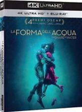 La forma dell'acqua - The Shape of Water (4K Ultra HD + Blu-Ray Disc)
