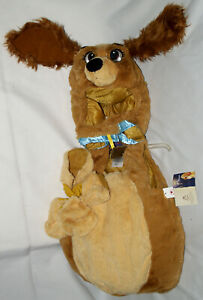 Disney Store Lady Costume 18-24 Months (22-29 LBS) New w/Tags Lady and the Tramp