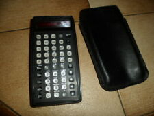 Taschenrechner Calculator Commodore SR 9190 R - Sammlerstueck RAR Defekt