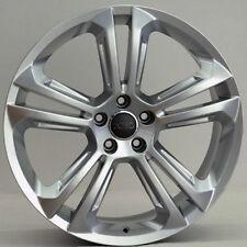 "20"" Wheels For Mercedes GLK350 R350 ML350 GL450 Audi Q5 Rims and Lugs Set of 4"