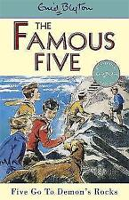 Famous Five Go To Demon's Rocks: Book 19 by Enid Blyton (Paperback)