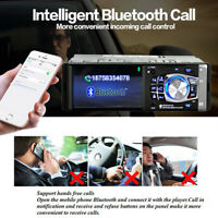 "4.1"" HD Single 1DIN Car Stereo Video MP5 Player Bluetooth FM Radio AUX USB TF SD"