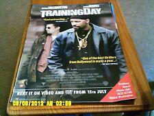 Training Day (denzel washington, ethan hawke) Movie Poster A2