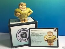 Harmony Kingdom Pot Bellys Figurine In Box Coa Match Maker Football Player #7