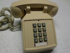 Vintage Premier Telecom Model 2500 Touch Tone Push Button Corded Desk Phone