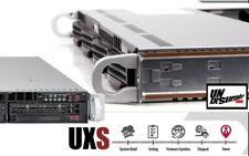 UXS Server 1U Supermicro X9DRI-LN4F+ 2x Intel Xeon E5-2670 V2 128GB 960GB SSD HD
