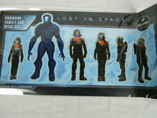 New Loot Crate Lost in Space Robinson Family Car Decal Set New Netflix