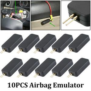 10x Airbag Simulator Emulator Diagnostic Tool Car SUV Air Bag SRS System Repair