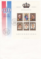 luembourg very large  stamps cover ref r15822