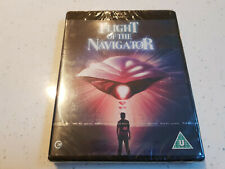Flight of the Navigator  -   Blu-Ray  - (Brand New Factory Sealed)