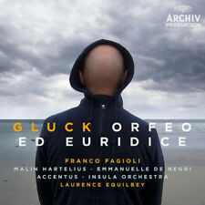 Christoph Willibald Gluck : Gluck: Orfeo Ed Euridice CD (2015) ***NEW***