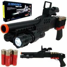 UKARMS 1:1 Pump Action Pistol Grip Spring Powered Airsoft Shotgun 6MM BBS